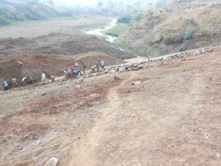 Le barrage de Kajeke, 12 milliards de FrBU coulés à l'eau - Radio Isanganiro